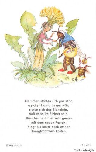 """Le zèle photos icône gebetbild /""""Ida bohatta/"""" HOLY CARD ARS sacra /""""h464/"""""""