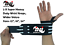 Super-Heavy-duty-wrist-wraps-weight-lifting-body-building-power-training-straps thumbnail 2