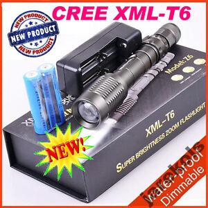 MICROCOSMOS-Z6-Flashlight-CREE-XML-T6-LED-LATEST-MODEL-2016