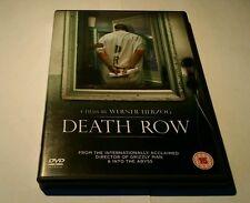 Death Row - 4 Films By Werner Herzog - Genuine UK DVD