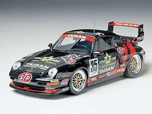 Tamiya 1/24 Taisan Porsche 911 GT2 Modèle Kit #24175