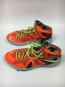 low priced de9e5 8e186 Image is loading SZ-11-5-Nike-Lebron-X-P-S-Elite-Total-