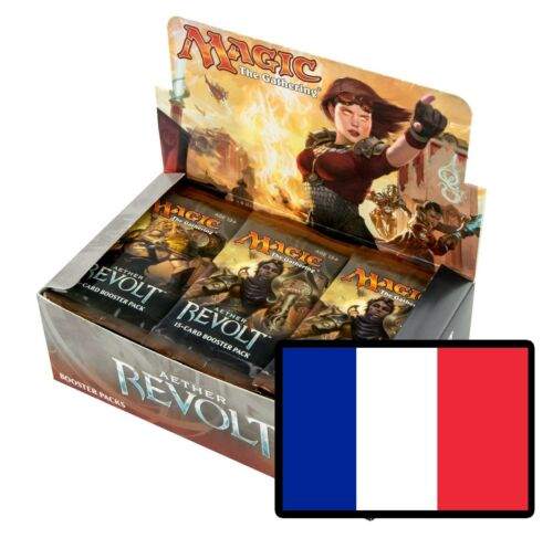 36 MTG Booster Packs Magic: The Gathering Aether Revolt Booster Box French