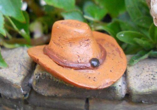 Cowboy Hat WS 1558  Miniature Garden Fairy Gnome
