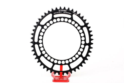 Oval Chainring Chain Wheel For BCD130 SRAM Red GXP Rotor QUARQ Shimano 5700 6700