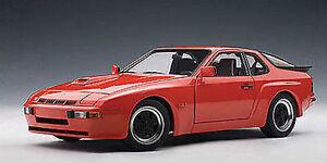 1-18-AutoArt-1980-PORSCHE-924-Carrera-GT-rosso-Rosso-CULTO