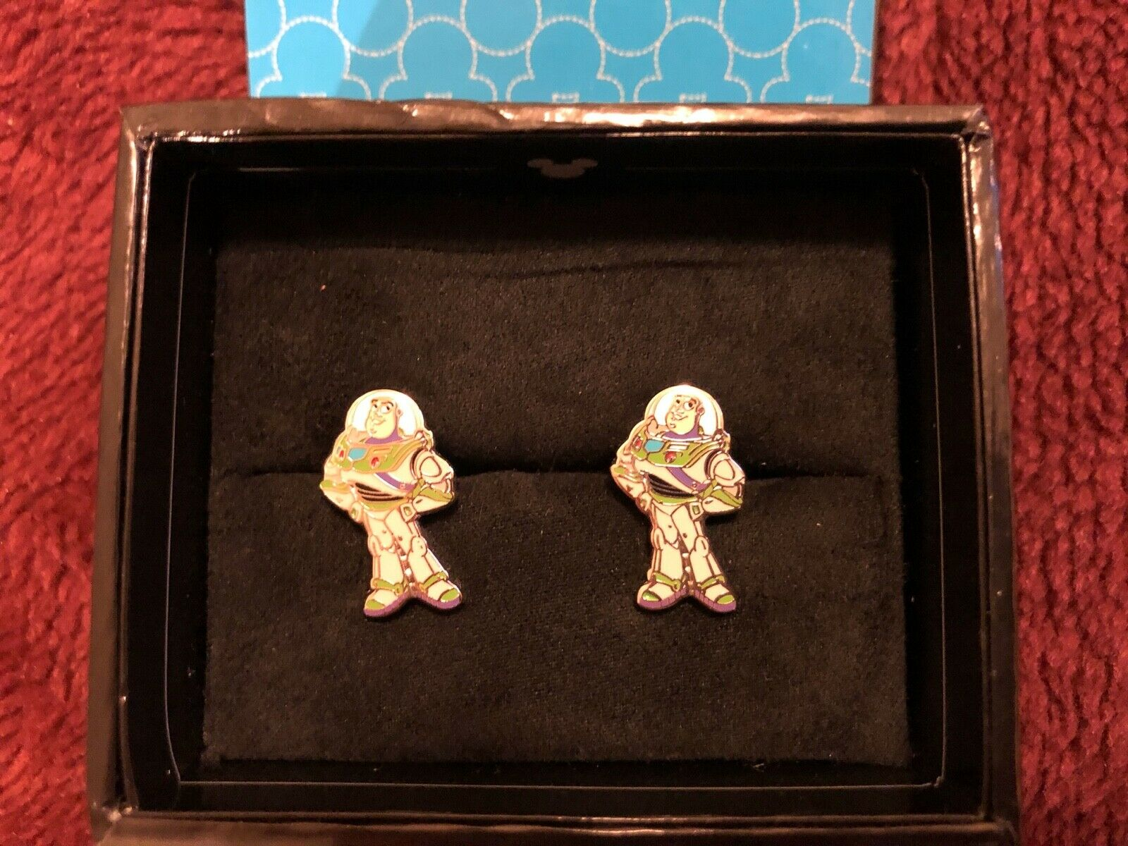 Buzz Lightyear Cufflinks Tuxedo Toy Story Fashion Woody Disney Pixar Wedding