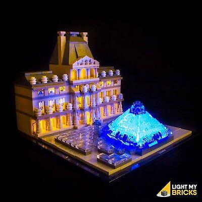 LED Light kit for LEGO Ninjago City set 70620 Lego Lights LIGHT MY BRICKS