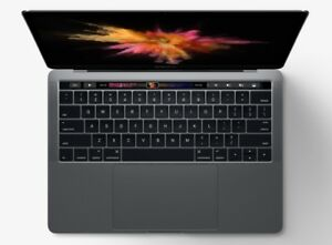"Paypal Latest Apple Macbook Pro 13"" 256gb 2017 i5 Touchbar New Agsbeagle"