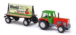 Busch-Ho-42834-Fortschritt-ZT300-Strawberry-Asparagus-Farm-New-IN-Boxed