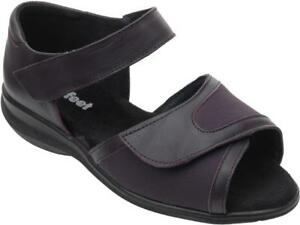 Cosyfeet-Extra-Roomy-Hop-Womens-Sandals-3-Colours-6E-Fitting-UK-Sizes-Available