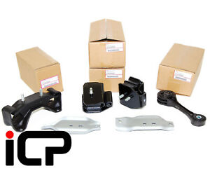 STi-Group-N-Reinforced-Engine-Mounts-Gearbox-Mount-amp-Pitch-Mount-Kit-5-Speed