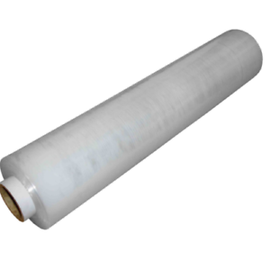 1 Clear Pallet Stretch Wrap Cling Film 400mm x 250m 17 Microns Standard Core New