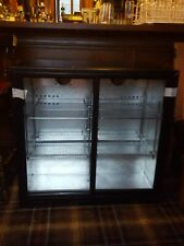 Carel Under Counter Bottle Fridge Sliding Doors Commercial Catering Bar For Sale Ebay