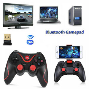 Details about Game Controller Wireless Bluetooth Gamepad Joystick LOT For  Android iPhone PC TV
