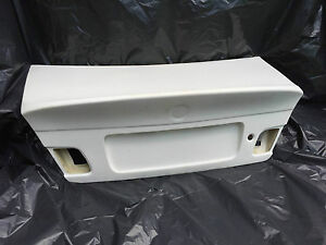 bmw e46 coupe m 3 2dr csl style full trunk boot lid. Black Bedroom Furniture Sets. Home Design Ideas