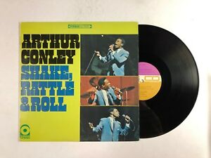 ARTHUR-CONLEY-Shake-Rattle-amp-Roll-LP-Atco-SD-33220-US-1967-VG-16B