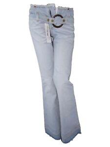 fornarina-jeans-donna-denim-chiaro-zampa-vintage-taglia-it-41-w-27