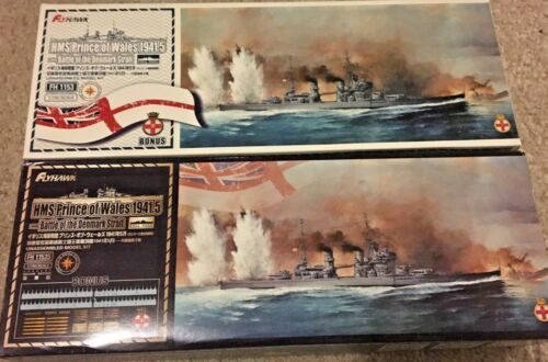 FH1153S Flyhawk FH1153 1//700 HMS Prince of Wales May 1941 *New 2018 +Details