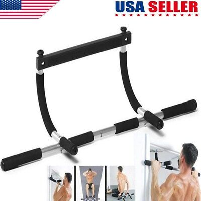Door Frame Pull Up Bar Doorway Chin Up Home Gym Equipment