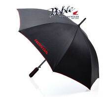 Genuine Honda Merchandise Light Weight Aluminium Umbrella Black & Red Automatic