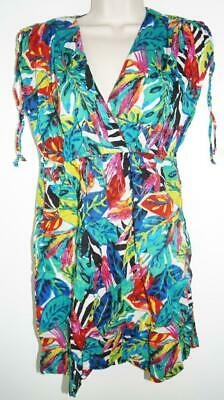 NWT Ralph Lauren Floral Swimsuit Cover Up Dress Many Sizes MSRP $90-$96  #6567
