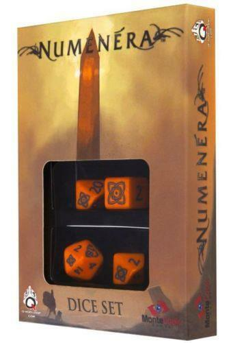Q Workshop Numenera Dice Set Board Game 4