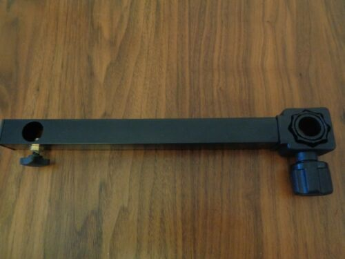 fishing tackle umbrella arm brolly arm 25cm fits round or square legs