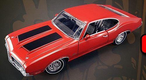 1970 Oldsbilene röd 1 18 1805607