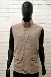 Dettagli su Giubbino WAMPUM Uomo Taglia Size M Giubbotto Smanicato Giacca Jacket Man Regular
