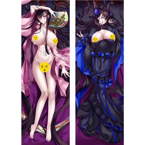 Details about  /Fate Grand Order Murasaki Shikibu Dakimakura Hugging Body Pillow Case Cover