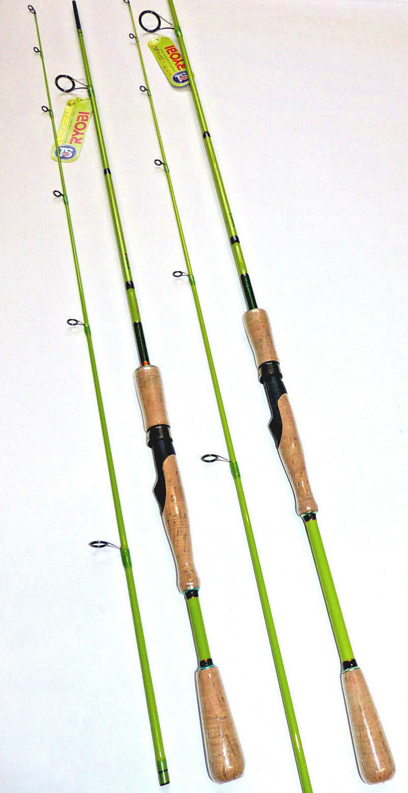 WFT RYOBI WILD ASPAGUS ASPAGUS ASPAGUS 1.98m 2.40m o.2.70m Spinrute ideal f Zander Streetfishing 77a5c2