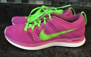 finest selection f9470 04209 Image is loading Womens-Nike-Flyknit-Lunar-1-10-M-Club-