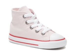 59a2f6c3113 Baby Toddler Girls Converse Chuck Taylor All Star High Top Sneakers ...