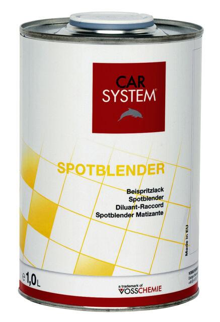 1 Litro Car System Spot Blender Diluyentes de Inyección Barniz Beilackieren