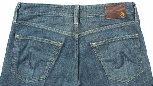 Goldschmied Taille ag03 Hommes La Adriano Jeans Droite 32x28 Jambe Protege dpqxRO