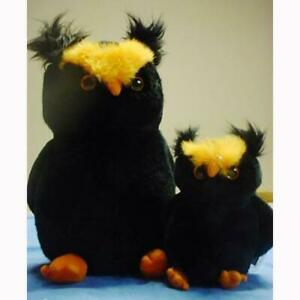 HOOTSEY Halloween Owl Beanie Baby & FOGS Ty Classic Set MWMT Ty Store Exclusive