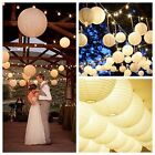 5Pcs White LED Light White Balloon Lamp For Paper Lantern Wedding Party Decor