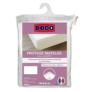 Housse de protection al se prot ge matelas 140x190cm - Protege matelas incontinence ...