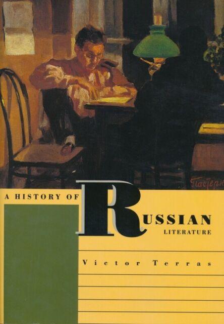 Terras, Victor: A History of Russian Literature