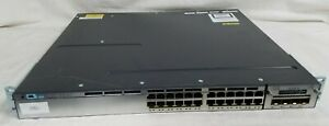 Cisco-Catalyst-3750-X-Series-PoE-24-Port-Gigabit-Lanbase-Switch-C3KX-NM-1G