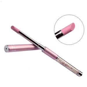 HO-Quartz-Stone-Nail-Art-Cuticle-Pusher-Manicure-Polish-Pen-Dead-Skin-Remover-N