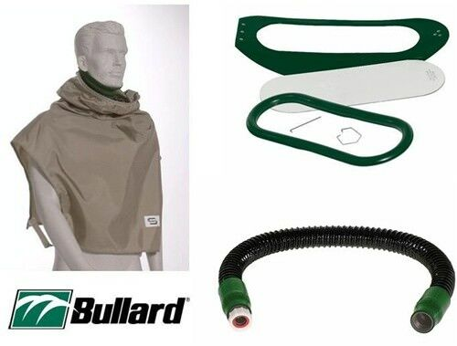 Bullard 88VX Helmet Respirator Replacement Parts Kit