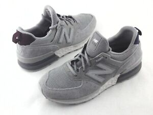 Details about NEW BALANCE Running Shoes 574 Gray Suede MS5740F Men's US 7.5 EU 40.5