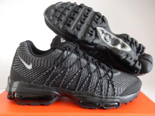 Nike 749771 gris Ultra argent 9 001 Basket Jacquard 95 Hommes Noir Air Max Sz rwnqaBxvr