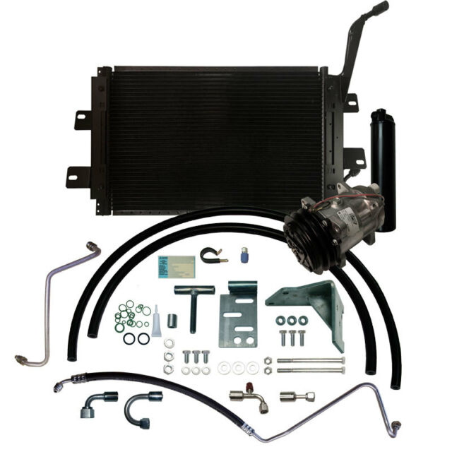 1966-67 LEMANS GTO TEMPEST A/C AIR CONDITIONING UPGRADE KIT AC 134A STAGE 2