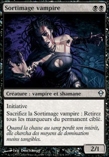 ZEN FRENCH Magic Vampire Hexmage ▼▲▼ Sortimage vampire