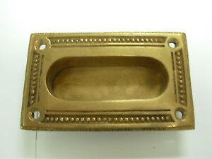 bronze recessed bead window lift antique reproduction ebay