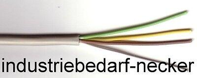 100 Meter - Steuerkabel UNITRONIC LiYY 4x0,14mm² von Lapp Kabel - 0028204