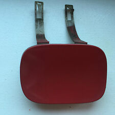 RENAULT LAGUNA SALOON REAR BUMPER TOWING HOOK EYE COVER CAP RED (R117)
